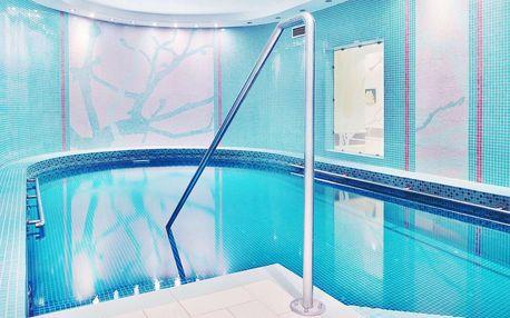 Sun Palace Spa & Wellness v Mariánských Lázních s procedurami a bazénem