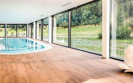 Rodinný pobyt s neomezeným wellness v luxusním 4* Cihelny Golf & Wellness Resort
