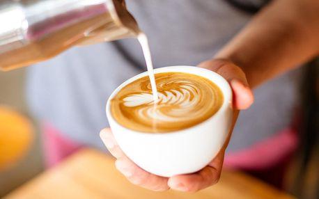 Základní kurz přípravy espressa a techniky latte art