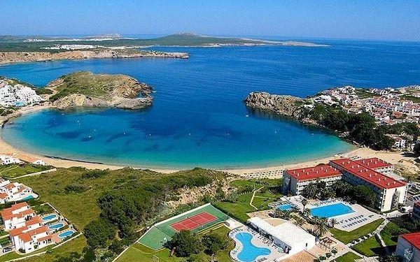 Zdravý pohyb u moře na Menorce   Club hotel Aguamarina, Zdravý pohyb