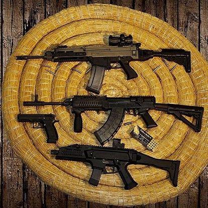 Zbraně České armády
