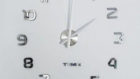 ISO 4785 Nalepovací nástěnné hodiny DIY