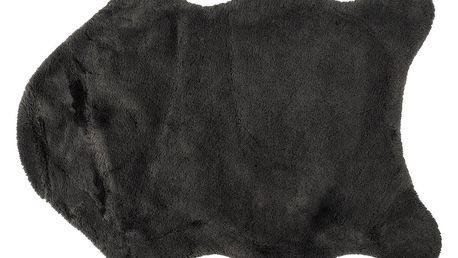 Bo-ma trading Kožešina Catrin šedá, 60 x 90 cm