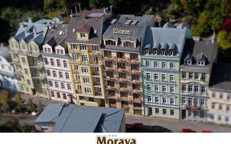 Karlovy Vary na 2-8 dnů, polopenze