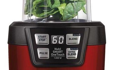 Sencor SNB 6601RD nutri mixér, červená