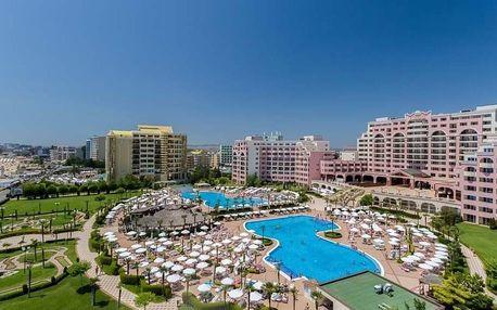 Bulharsko - Slunečné pobřeží na 8-12 dnů, polopenze