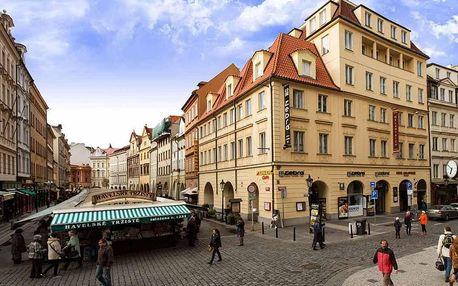 Praha na 2-8 dnů, snídaně v ceně