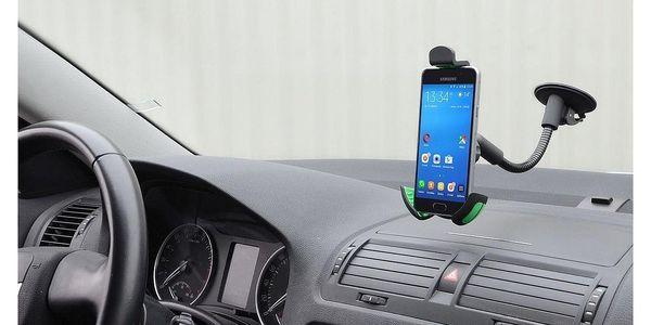 Compass Držák telefonu / GPS na přísavku MAX, černá2