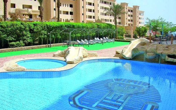 KING TUT, Hurghada, letecky, all inclusive3