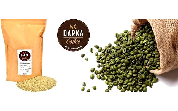 Čerstvě mletá zelená káva, 500 g2