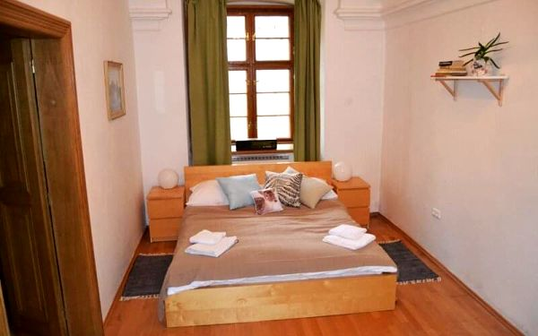 Ubytování v Apartmánu U Kašny   2 osoby   2 dny (1 noc)4