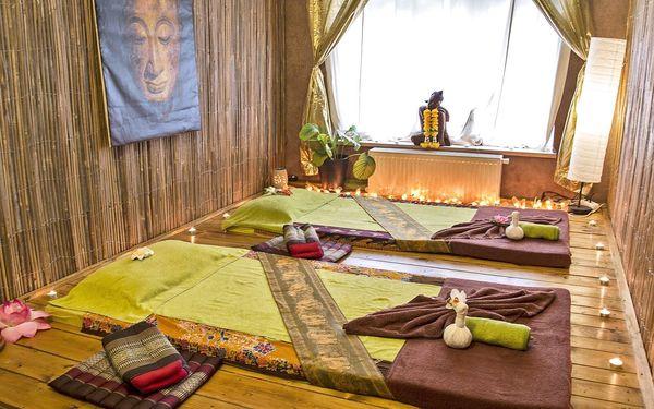 Tradiční thajská masáž zad, 30 minut4