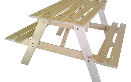 Marimex | Dětská dřevěná souprava PIKNIK 70 cm | 11640359