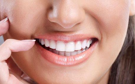 Dentální hygiena s Air Flow a lokální fluoridací