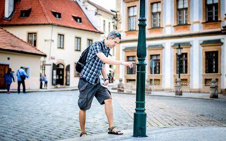 Týmová outdoorová hra Příběhy neznámé Prahy