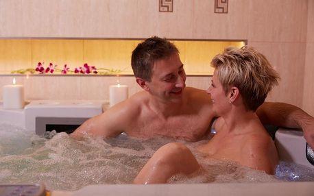 Luxusní wellness pobyt Privat Spa v Rožnově pod Radhoštěm