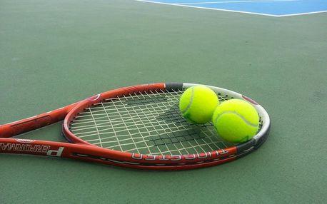 Tenis a relaxace na Měříně (6 nocí) v Rabyni