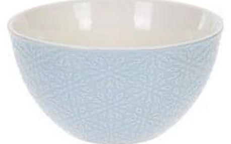 2dílná sada porcelánových misek Bone, 500 ml, mix barev