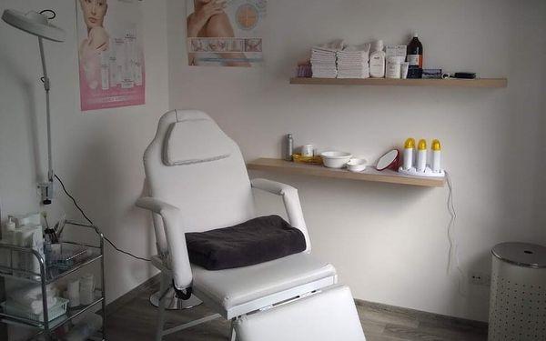 Kosmetické ošetření s masáží obličeje, krku a dekoltu5