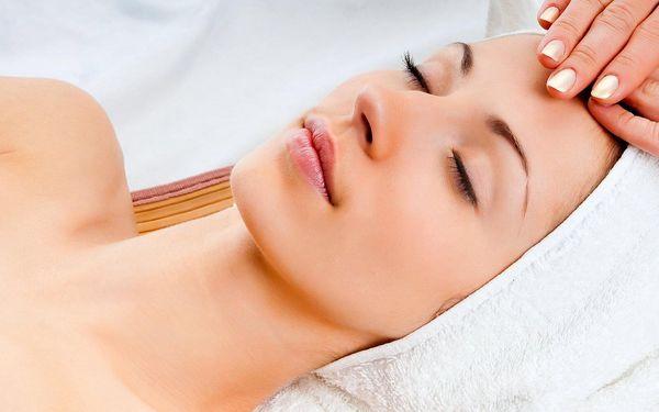 Kompletní ošetření pleti, denní líčení i masáž