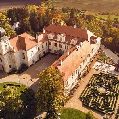 Rodinná vstupenka na zámek Loučeň