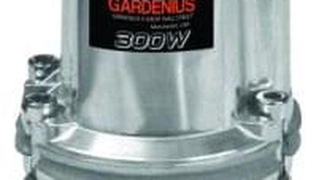 ASIST GE9CPV30-10A Vibrační čerpadlo 300W- 3 žílový / 10 m kabel