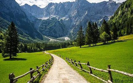 Turistika ve Slovinsku - Toulky zelenou křižovatkou Evropy