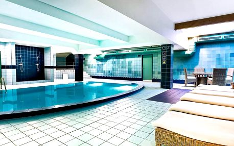 Vstup do luxusního wellness i fitness v centru Brna