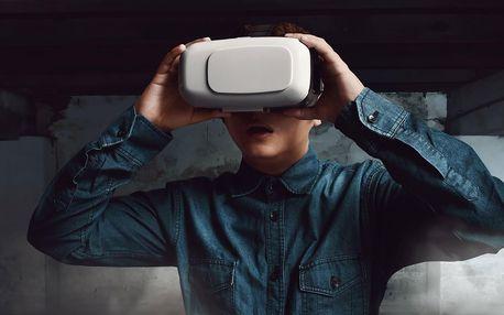 Strašidelné únikovky ve virtuální realitě pro dva