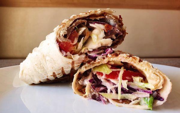 Kebab v pitě2