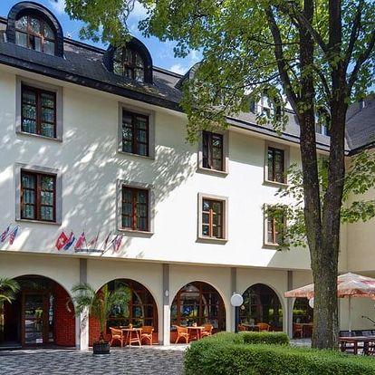 4* pobyt v klidné části Prahy se snídaní
