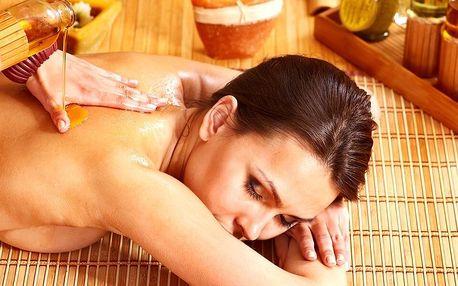 30–90min. thajská masáž dle výběru v centru Prahy