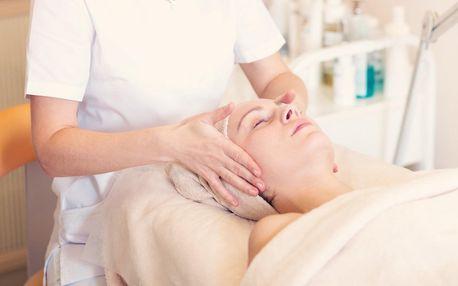 Intenzivní kosmetické ošetření dle výběru