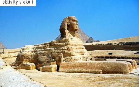 Egypt - Hurghada letecky na 8-22 dnů, all inclusive