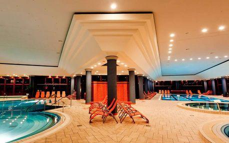 Hotel Greenfield**** s All inclusive v lázních Bükfürdő