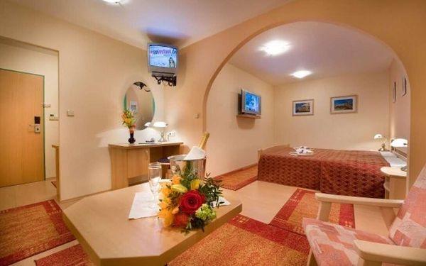 3 dny/2 noci pro 2 osoby v komfortním Grand Hotelu Třebíč2