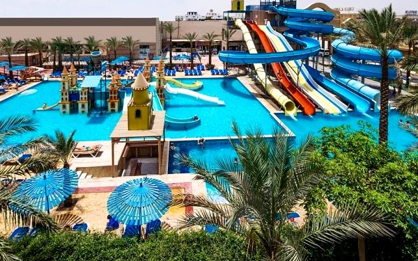 MIRAGE BAY, Hurghada, letecky, all inclusive4