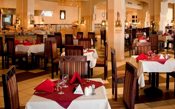 HOTELUX ORIENTAL COAST, Marsa Alam, letecky, all inclusive2