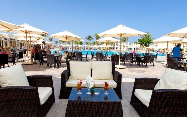 MIRAGE BAY, Hurghada, letecky, all inclusive5