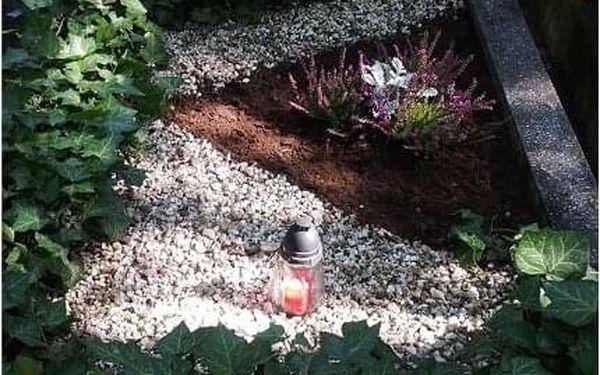 Jednorázový úklid hrobového místa2