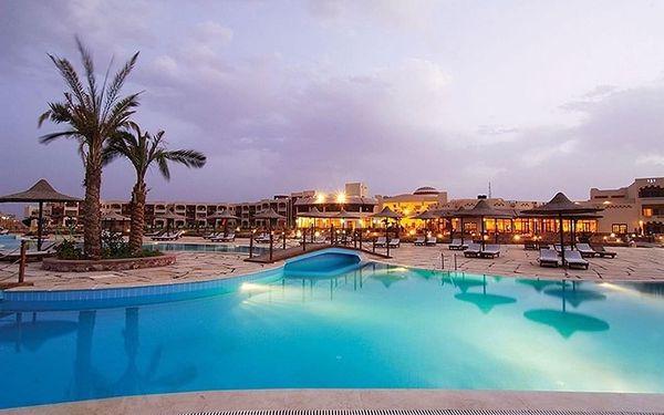 HOTELUX JOLIE BEACH, Marsa Alam, letecky, all inclusive5