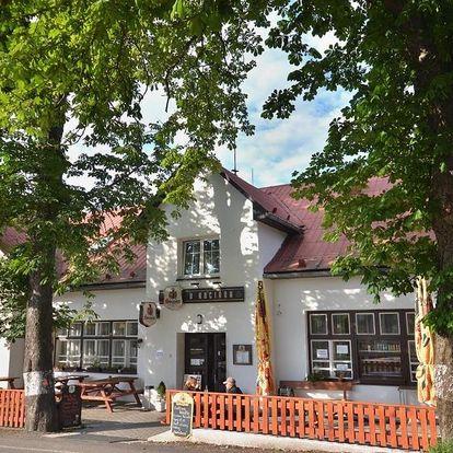 Hotel U Kociana poblíž Stezky Beskydské nebe