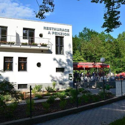 Hradec Králové, Královéhradecký kraj: Restaurace a penzion Zděná Bouda