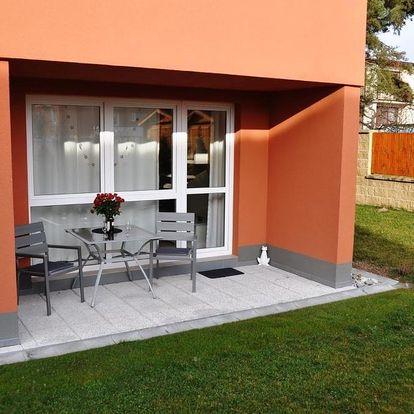 Třeboňsko: Ubytování Třeboň Nové apartmány Rožmberk a Svět