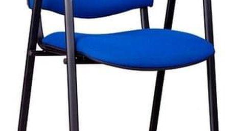 Konferenční židle ISO s područkami C29 - bordová