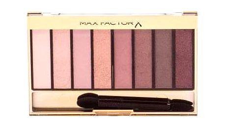Max Factor Masterpiece Nude Palette 6,5 g paletka očních stínů pro ženy 03 Rose Nudes