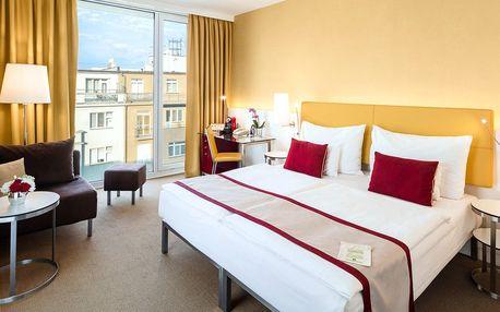 Designový hotel v Praze: rodinný i romantický pobyt