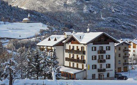 4–8denní Paganella se skipasem | Hotel Alle Rose*** | Ubytování, Polopenze a skipas