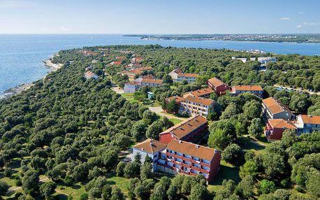 Chorvatsko, Istrie| Apartmány Sunset Lanterna** do 200m od pláže | Bazén | Polopenze