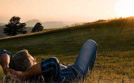 Relax v Krkonoších na 2 noci v Kořenově
